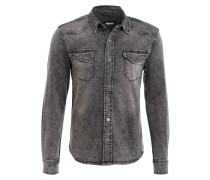 Jeanshemd FRED Extra Slim Fit
