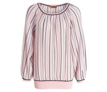 Shirt - weiss/ rosé