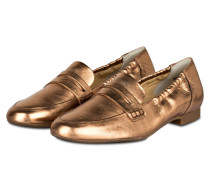 Penny-Loafer - bronze