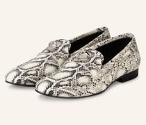 Loafer CHAIN - WEISS/ GRAU/ SCHWARZ
