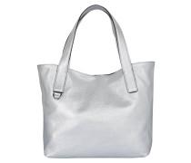 Shopper - silber metallic