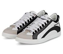Sneaker 551 - WEISS/ SCHWARZ