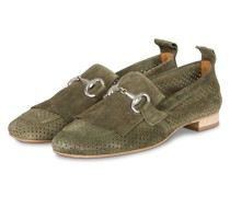 Loafer - GRÜN