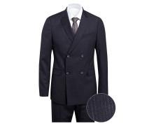 Anzug STELL-RAMES Extra Slim-Fit - navy