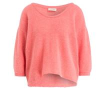 Pullover mit Alpaka-Anteil - pink