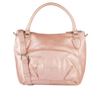 Handtasche GINA - rose metallic