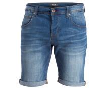 Jeans-Shorts CHICAGO Regular-Fit - blau