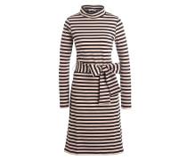 Kleid SAMANTHA - schwarz/ beige