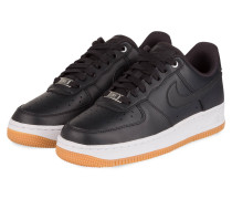 Mode Nike Air Force 1 07 Trainers In Holographic Schwarz