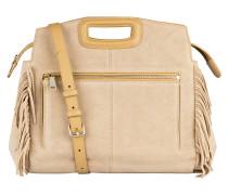 Handtasche - beige