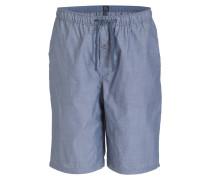 Loungeshorts - blau