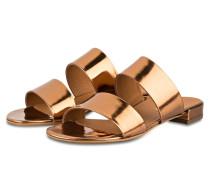 Sandalen - bronze