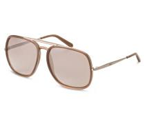 Sonnenbrille NATE - 210/ 6016 - braun