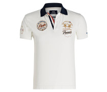 Piqué-Poloshirt ESCOBAR Slim-Fit