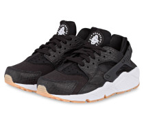 Sneaker AIR HUARACHE RUN - schwarz