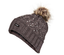 Mütze ALICE mit Strasssteinbesatz