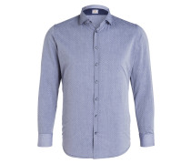 Hemd MAIK Slim-Fit - blau