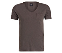 T-Shirt J-WALLICE-V - gelb