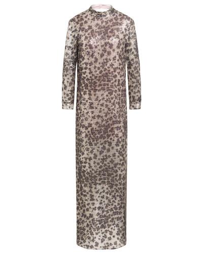 Kleid GORDO mit Pailettenbesatz