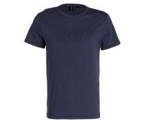 T-Shirt HODIN mit monochromem Print