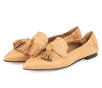 Loafer GRACE - CAMEL
