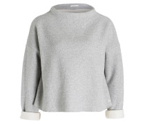 Pullover GESINA - grau meliert