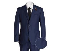 Anzug BARRIS Slim-Fit - blau