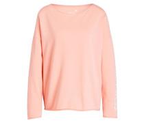 Sweatshirt - lachs