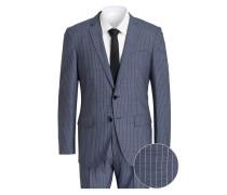 Anzug HUGE5/GENIUS3 Slim-Fit - blau
