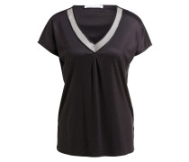 T-Shirt ELJA - schwarz