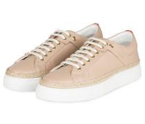 Plateau-Sneaker CONNIE - beige
