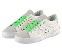Sneaker JOHN - grün/weiss