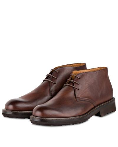 Strokesman's Herren Desert-Boots - BRAUN
