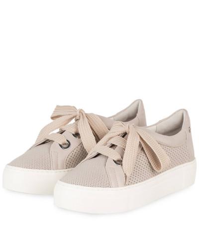 Plateau-Sneaker - TAUPE