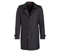 Mantel AARAN - schwarz