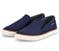 Slip-on-Sneaker PREPVILLE - DUNKELBLAU
