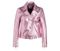 Jacke BRITANY - rosa metallic