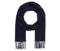 Cashmere-Schal - dunkelblau