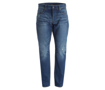 Jeans 3301 Tapered-Fit - 89 dark aged