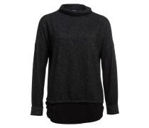 Pullover SERENA SNUGGLE - grau/ schwarz