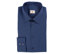 Hemd STEPHAN Slim-Fit - blau