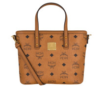Shopper ANYA MINI - cognac