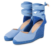 Wedges - hellblau