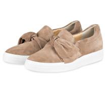 Slip-on-Sneaker - taupe