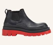 Chelsea-Boots - 1028 BLACK -BLACK