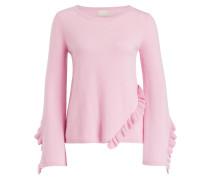 Cashmere-Pullover - rosé
