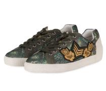 Samt-Sneaker