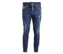 Jeans SKINNY DAN Skinny-Fit - navy