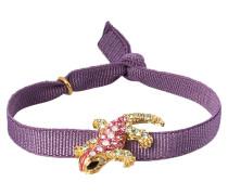 Armband LIZZARD - lila