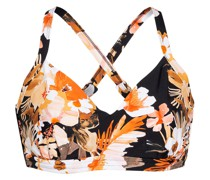 Bustier-Bikini-Top BORA BORA FLORA
